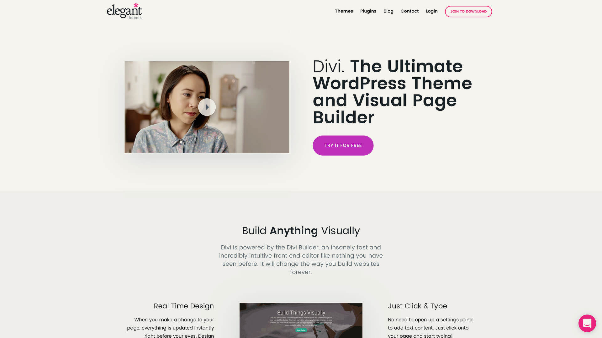 Do you still need a website? Build it with Divi