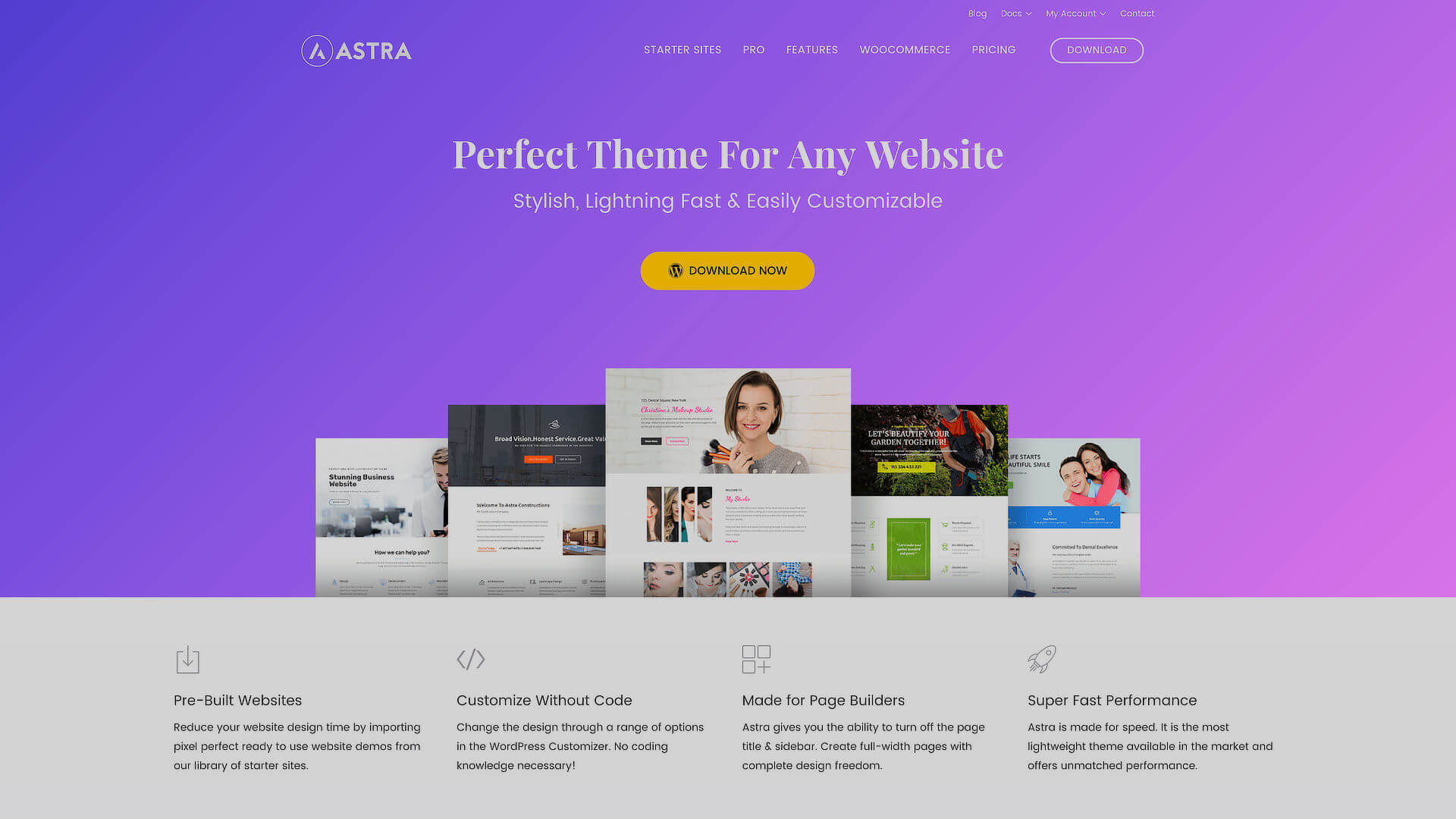 Astra WordPress Theme Pro: it's not just a theme, it's an eco-system