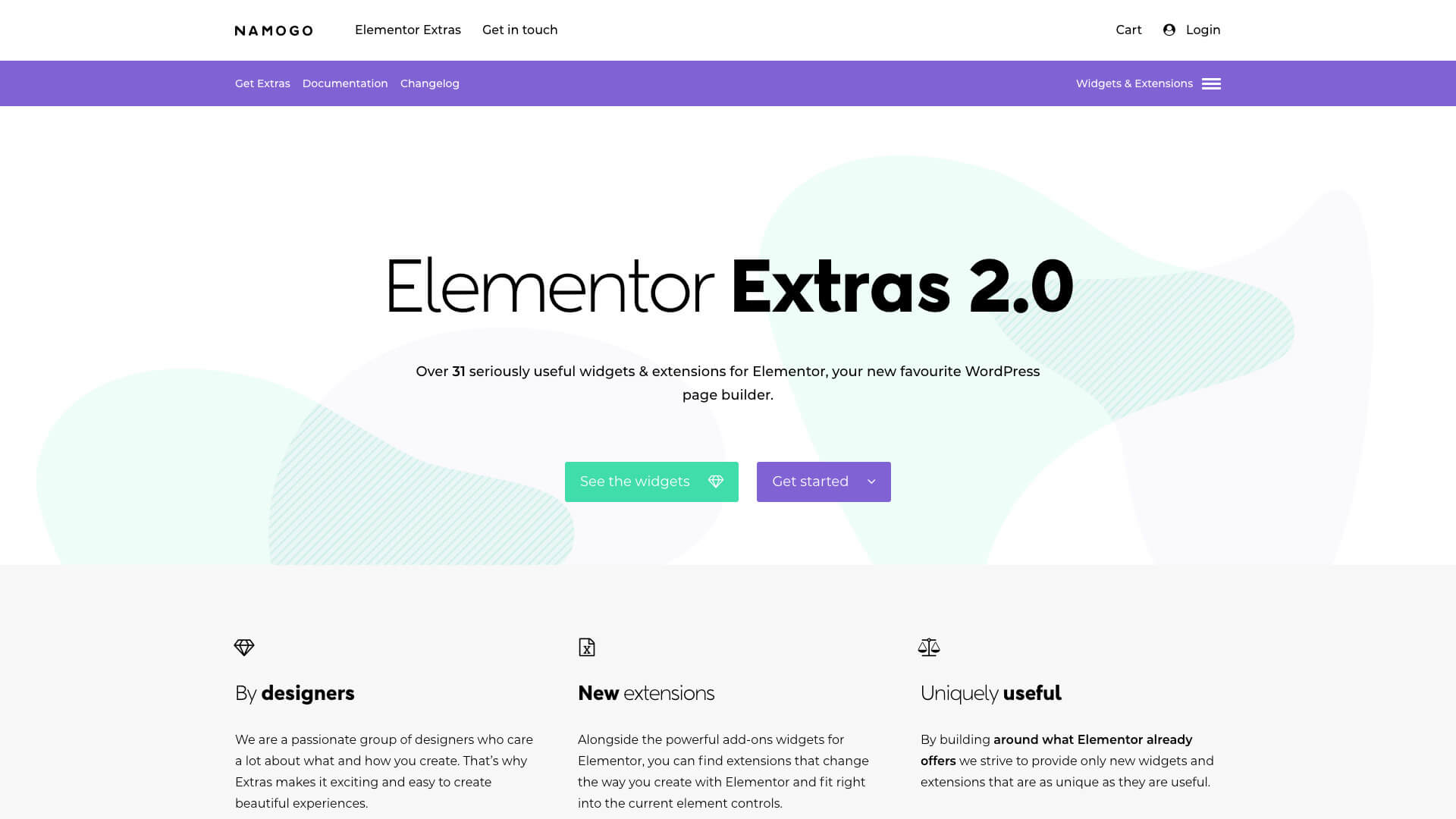 How To Add Parallax Effect In Elementor: 5 - Elementor Extras
