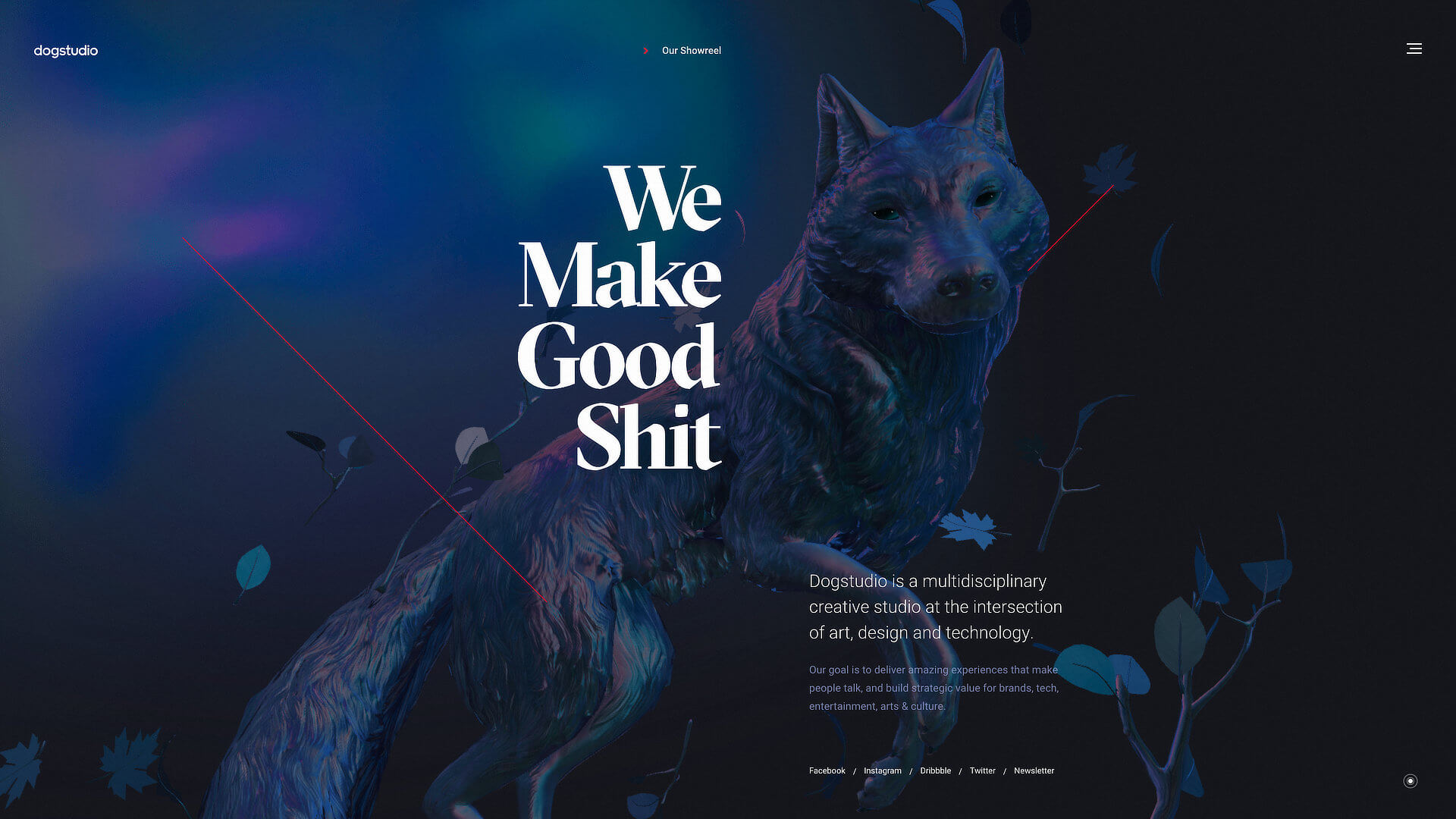 Website trends 2019 - 8: 3D & Animation