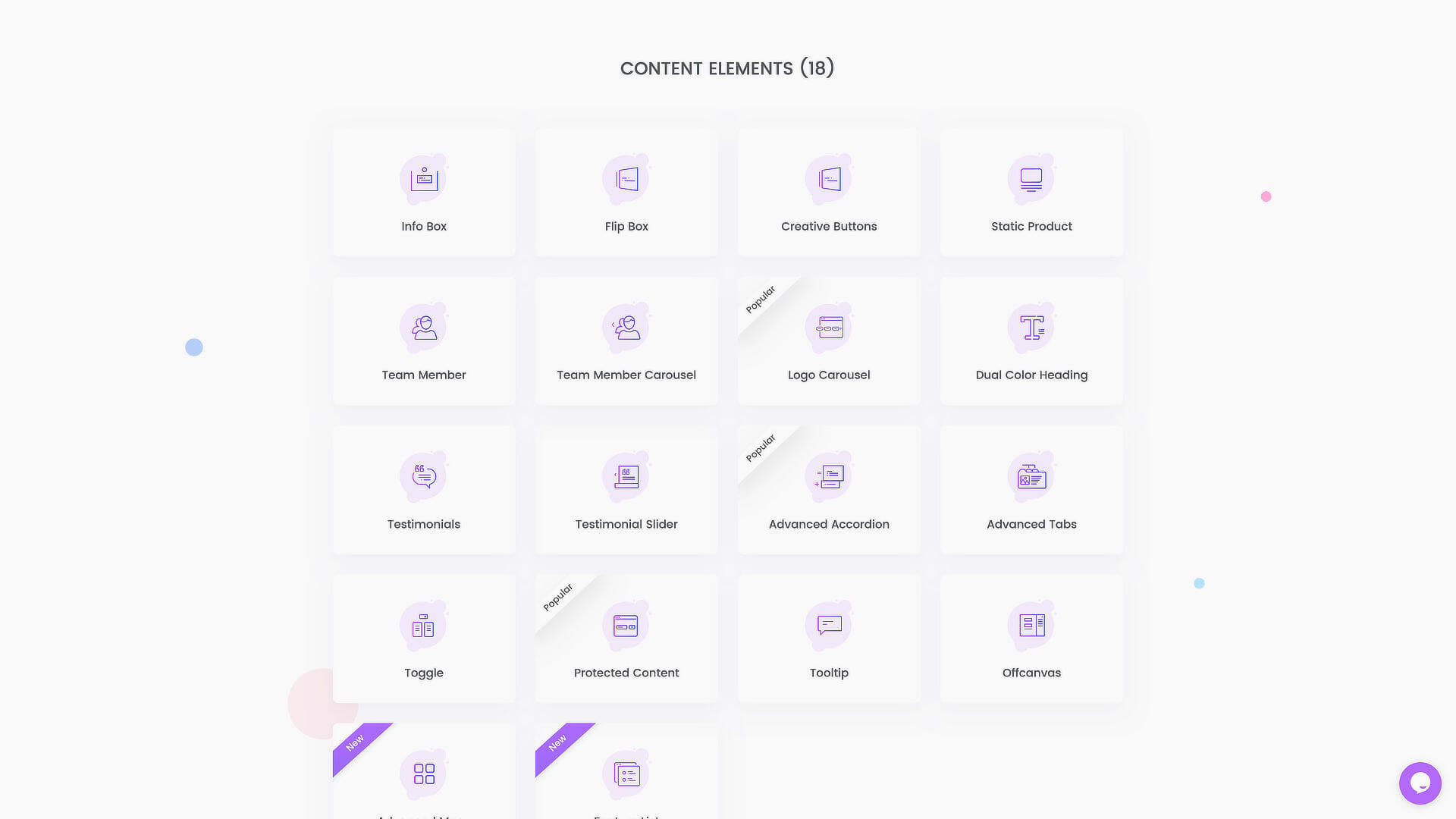 Essential Addons For Elementor: Content Elements